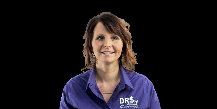 Headshot of Bethany Robertson, Vice President of DRS of Ohio