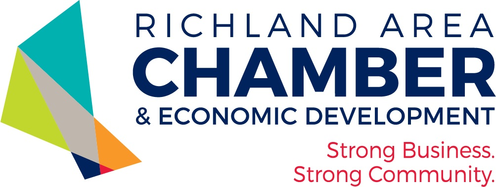 Logo for Richland Area Chamber & Economic Development